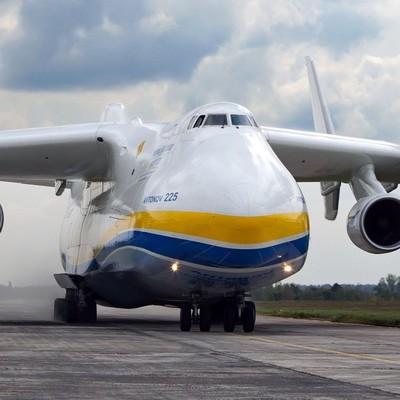 Жители Бразилии в восторге от украинского самолета-гиганта (видео9
