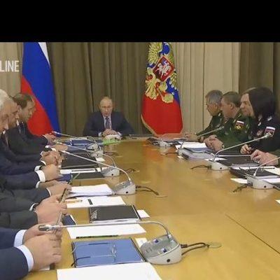 Путин официально заявил о прекращении финансирования боевиков ДНР/ЛНР (видео)