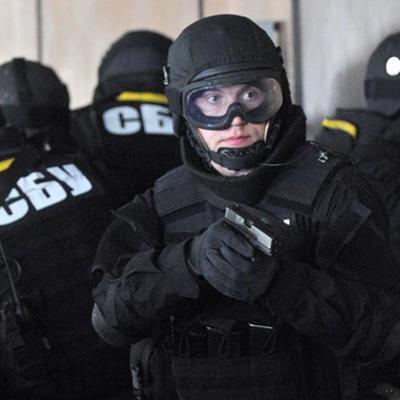 На Киевщине СБУ задержали крупных фальшивомонетчиков (Фото)