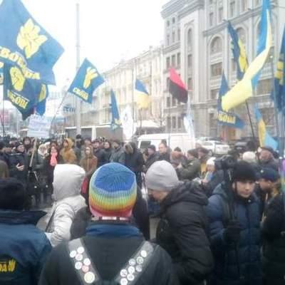 В столице стартовала ещё одна акция протеста