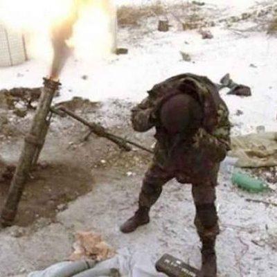 Террористы под Мариуполем устроили настоящую бойню