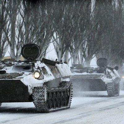 Из России в Украину прибыло более 30 тыс. военных - ОБСЕ