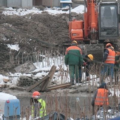 Стало известно, что строят возле киевского ЗАГСа (фото)