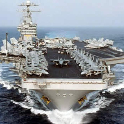 «Адмирал Кузнецов» потерял десятки истребителей (видео)