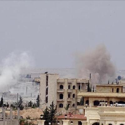 В результате очередного обстрела Алеппо - уничтожена школа
