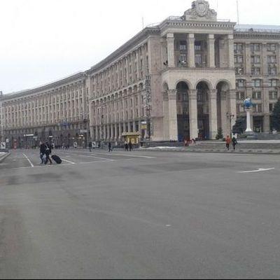 День достоинства и свободы: в Киеве усилены меры безопасности