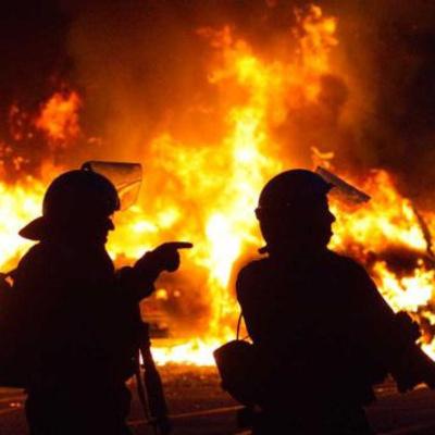 В Житомирской области подожгли автомобиль депутата (фото)