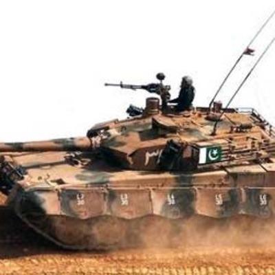 Украина за $ 600 млн модернизирует танки Пакистана