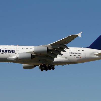 Аэропорт «Борисполь» отменил ряд рейсов Lufthansa