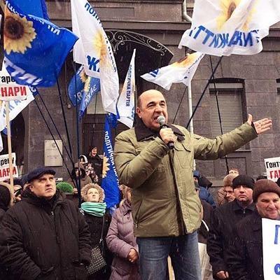 Рабинович призвал Европу разорвать отношения с Нищуком
