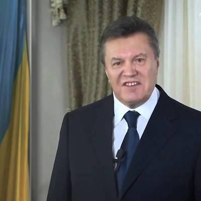 Янукович на пресс-конференции нахамил украинской журналистке