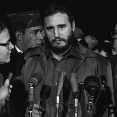 Cкончался лидер Кубинской революции, Фидель Кастро