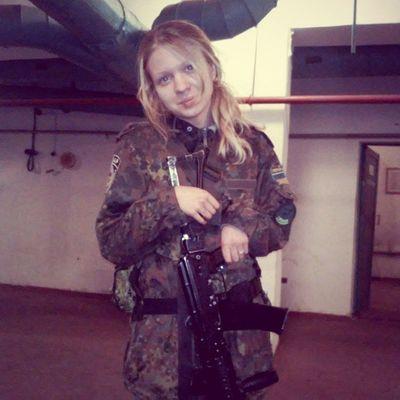 Активистка «Айдара» в больнице попыталась покончить с собой