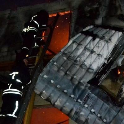 Одесса в огне: сгорело 10 квартир (фото)