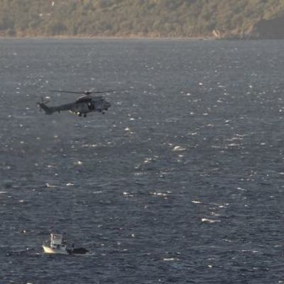 В Греции задержали судно с украинцами