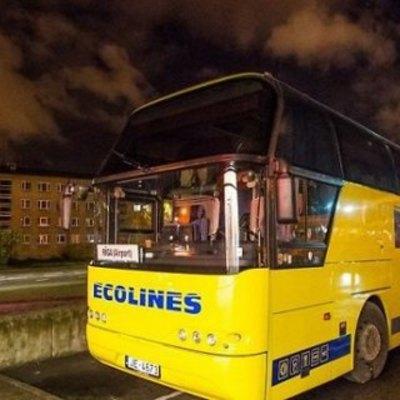 Пассажирке пришлось сесть за руль автобуса вместо пьяного водителя