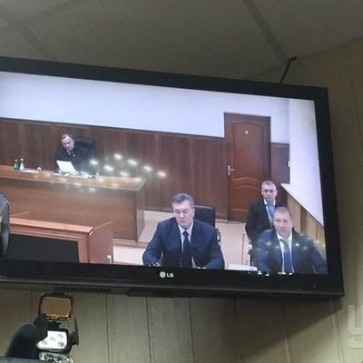 О чем Янукович врет в суде (видео)