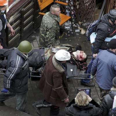 Янукович заявил, что 20 февраля Захарченко доложил о 70-80 убитых людей на Майдане