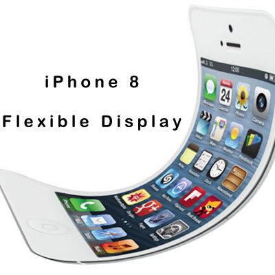 Одна из моделей iPhone 8 будет с изогнутым OLED-экраном