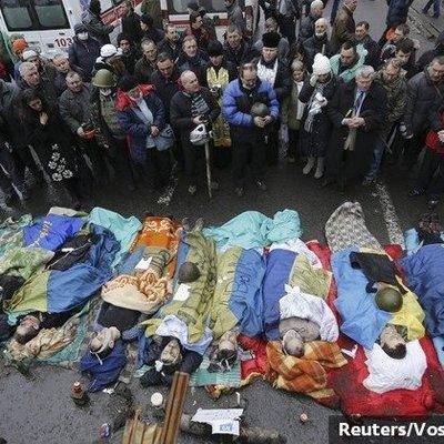 Родные героев Небесной сотни прокомментировали допрос Януковича и передали ему пожелания