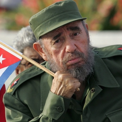 Куба горюет: Десятки тысяч кубинцев прощаются с Фиделем Кастро (Фото)