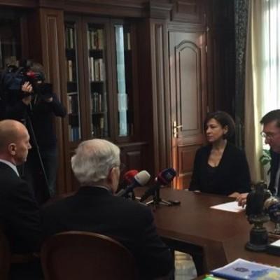 Руководителем Генинспекции ГПУ избран В.Уваров