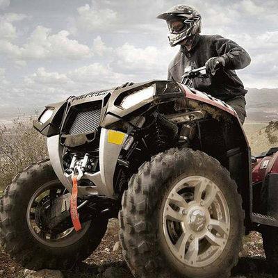 Украинец собрал мощный квадроцикл в гараже (фото, видео)