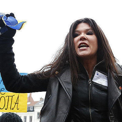 Руслана расскажет правду о властях и Майдане