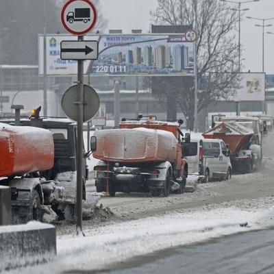 Балтийский циклон принесет в Украину метель и ненастье