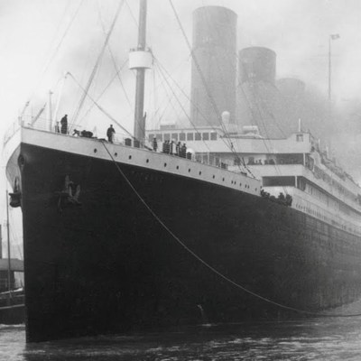 В Китае копируют все, даже Титаник в полном размере (Фото)
