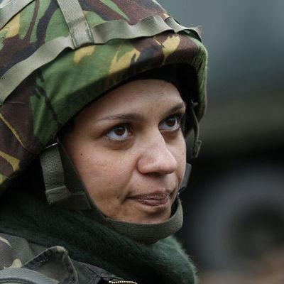 Женщины, воюющие в силах АТО, вызвали ажиотаж и фурор на Западе (фото)