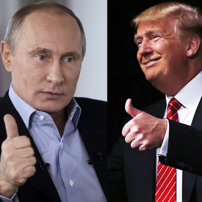 Трамп и Путин затеяли гонку вооружений