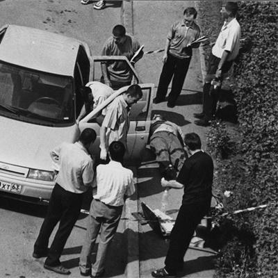 В тернопольской парикмахерской поймали «убийцу-гастролера»