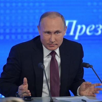Пресс-конференция Путина: появился топ-10 его лживых тезисов