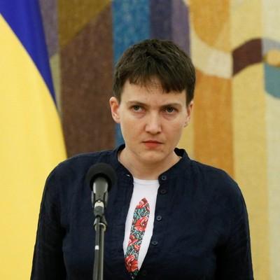 Савченко сделала заявление по поводу боев на Светлодарской дуге