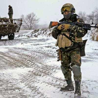 Война на Донбассе: у Авакова показали последствия артобстрела боевиками Торецка