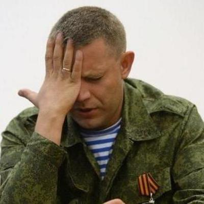 Захарченко застрелил «генерала армии ДНР» за поражение на Светлодарской дуге