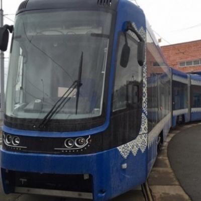 Киев получил все 10 трамваев Pesa