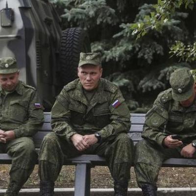 На Донбассе за неделю погибли 18 военных РФ, - разведка