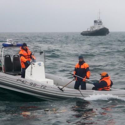 Пилот Ту-154 пытался посадить самолет на воду – СМИ РФ