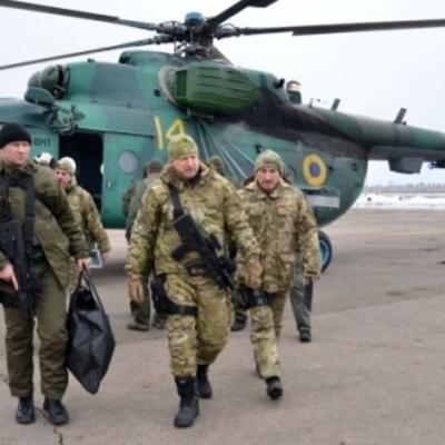 Турчинов: Без согласия Порошенко никакой блокады не будет