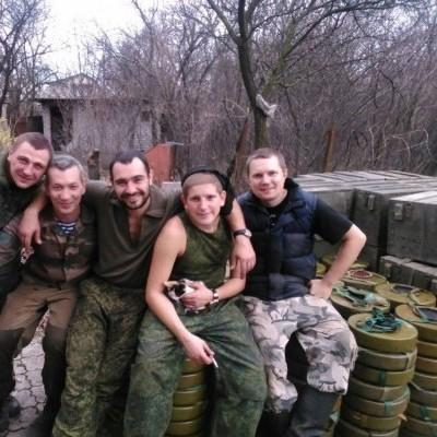 Командировка на Донбасс: волонтеры рассекретили российского военного-артиллериста (фото)