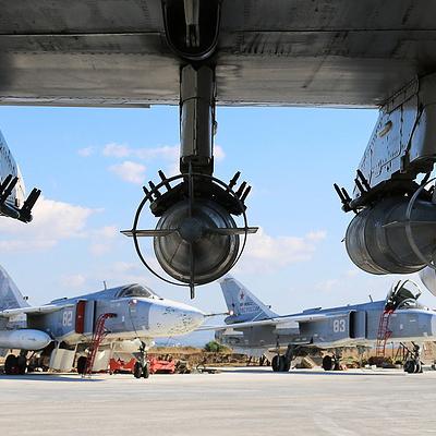 Россия призналась в испытаниях новейшего оружия в Сирии