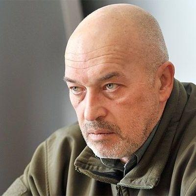 Тука рассказал, как на него охотились блокировщики Донбасса