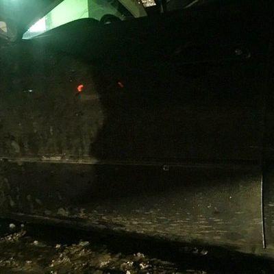 В Киеве произошла ночная погоня со стрельбой (фото)