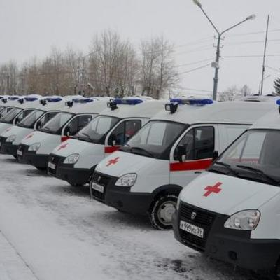 На новогодние праздники травмпункты и больницы Киева переходят на усиленный режим работы