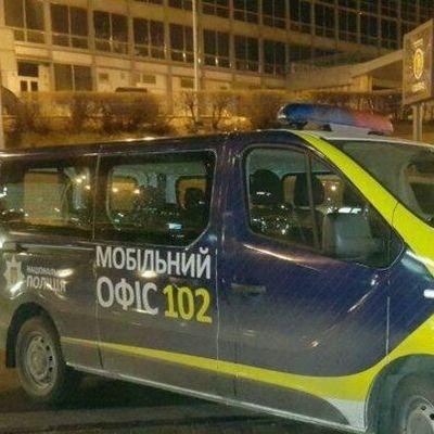 В центре Киева расстреляли мужчину и женщину (фото)