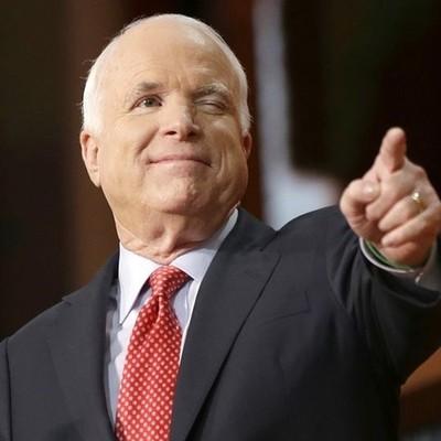 Спасибо Маккейну: США будут поддерживать Украину независимо от позиции Трампа