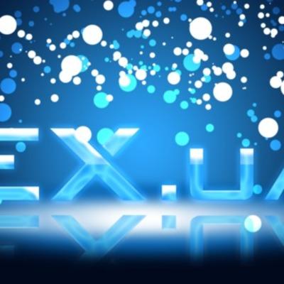 Ex.ua возобновил работу на новом домене