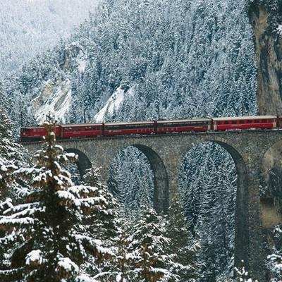 Укрзализныця отправляет поезд на популярный горнолыжный курорт